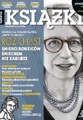 Okładka książki Książki. Magazyn do czytania, nr 2 (35) / maj 2019 Redakcja magazynu Książki