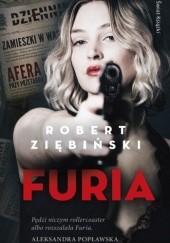 Okładka książki Furia Robert Ziębiński