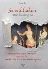 Okładka książki Genethliakon. Pieśń ku czci życia Beata Gaj