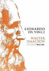 Okładka książki Leonardo da Vinci Walter Isaacson