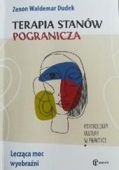 Okładka książki Terapia stanów pogranicza Zenon Waldemar Dudek