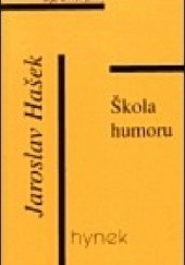 Okładka książki Škola humoru Jaroslav Hašek