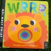 Okładka książki Mój mały świat. WRRR Jonathan Littell