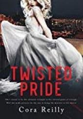 Okładka książki Twisted pride Cora Reilly