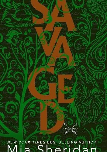 Okładka książki Savaged Mia Sheridan
