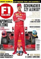 Okładka książki F1 Racing nr 176 Redakcja magazynu F1 Racing