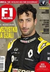 Okładka książki F1 Racing nr 177 Redakcja magazynu F1 Racing
