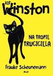 Okładka książki Kot Winston. Na tropie truciciela Frauke Scheunemann