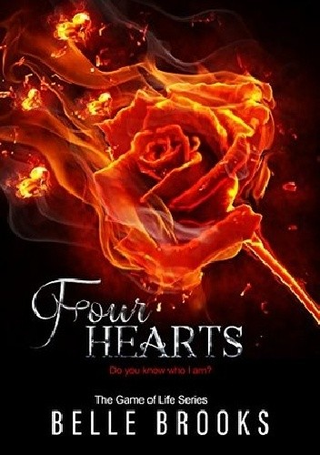 Okładka książki Four Hearts Belle Brooks