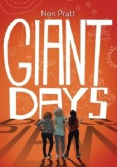 Okładka książki Giant Days Non Pratt
