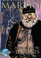 Okładka książki George R.R. Martin: Power Behind the Thrones James Earls