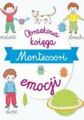 Okładka książki Montessori Obrazkowa księga emocji Marine Duvouldy