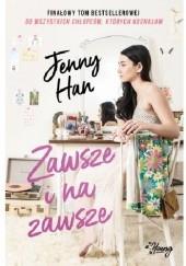 Okładka książki Zawsze i na zawsze Jenny Han