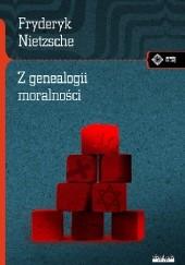 Okładka książki Z genealogii moralności Friedrich Nietzsche