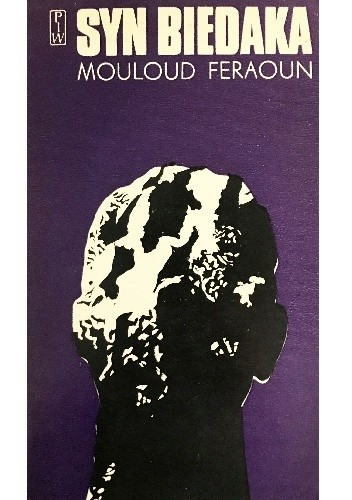 Okładka książki Syn biedaka Mouloud Feraoun