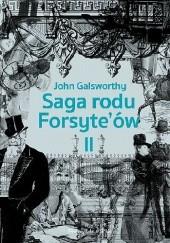 Okładka książki Babie lato jednego z Forsyte'ów. W matni John Galsworthy