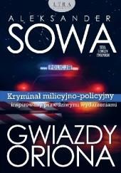 Okładka książki Gwiazdy Oriona Aleksander Sowa