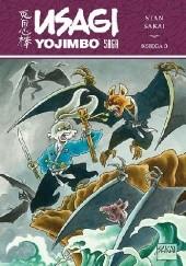 Okładka książki Usagi Yojimbo Saga. Księga 3