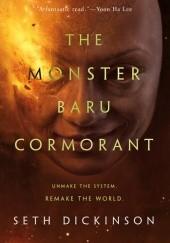 Okładka książki The Monster Baru Cormorant Seth Dickinson