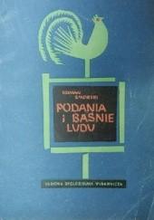 Okładka książki Podania i baśnie ludu Roman Zmorski