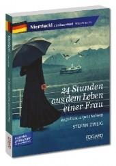 Okładka książki 24 Stunden aus dem Leben einer Frau Stefan Zweig