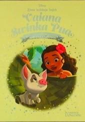 Okładka książki Vaiana Świnka Pua Małgorzata Strzałkowska