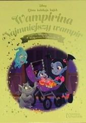 Okładka książki Wampirina Najmniejszy wampir Małgorzata Strzałkowska