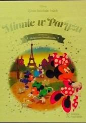 Okładka książki Minnie w Paryżu Małgorzata Strzałkowska