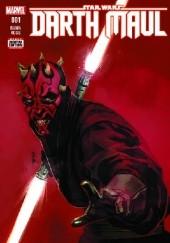 Okładka książki Star Wars: Darth Maul #1 Luke Ross,Cullen Bunn