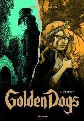 Okładka książki Golden Dogs Tom 4: Kwartet Stephen Desberg,Griffo