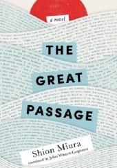 Okładka książki The Great Passage Shion Miura