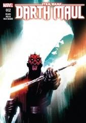 Okładka książki Star Wars: Darth Maul #2 Luke Ross,Cullen Bunn