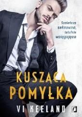 Okładka książki Kusząca pomyłka Vi Keeland