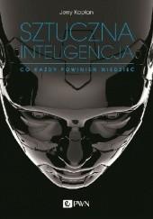 Okładka książki Sztuczna inteligencja. Co każdy powinien wiedzieć Jerry Kaplan