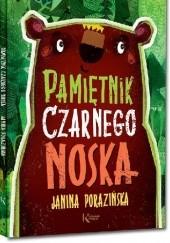 Okładka książki Pamiętnik Czarnego Noska Janina Porazińska
