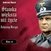 Okładka książki Żelazny krzyż Andrzej Zbych