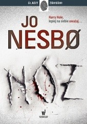 Okładka książki Nóż Jo Nesbø