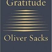 Okładka książki Gratitude Oliver Sacks