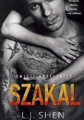 Okładka książki Szakal L.J. Shen