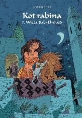 Okładka książki Kot Rabina. Tom 7: Wieża Bab-El-Oued Joann Sfar,Brigitte Findakly