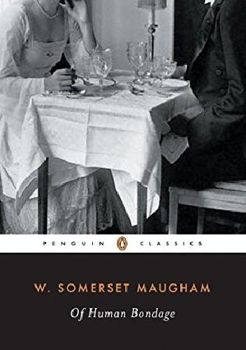 Okładka książki Of Human Bondage William Somerset Maugham