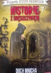Okładka książki Duch Mnicha Janet Farell