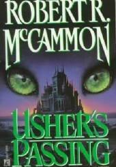 Okładka książki Ushers Passing Robert McCammon