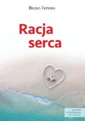 Okładka książki Racja serca Bruno Ferrero