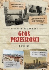 Okładka książki Głos przeszłości Zbigniew Zborowski