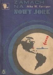 Okładka książki Zamach na New York