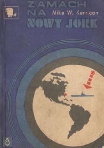 Okładka książki Zamach na New York Andrzej Wydrzyński