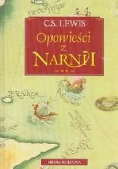 Okładka książki Opowieści z Narnii, tom 2 Clive Staples Lewis