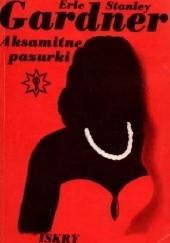 Okładka książki Aksamitne pazurki