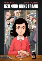 Okładka książki Dziennik Anne Frank Anne Frank,Ari Folman,David Polonsky